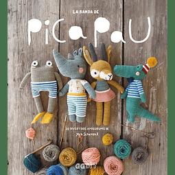 Libro de Tejido - La Banda de Pica Pau