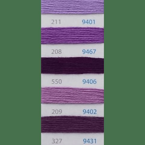 Molino Madejitas Violetas