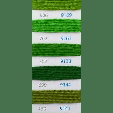 Molino Madejitas Verdes