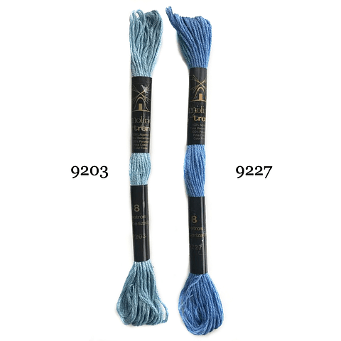 Molino Madejitas Azules
