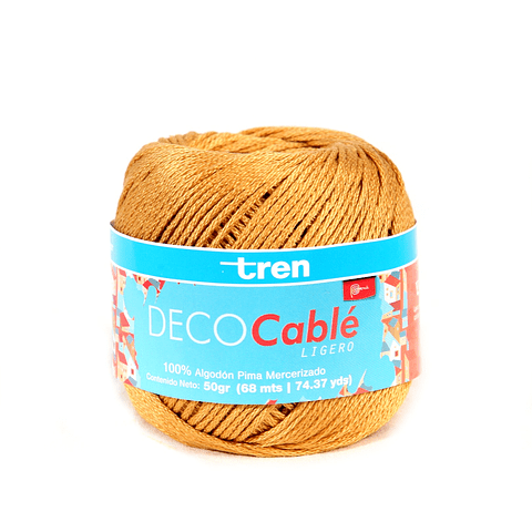 LIQUIDACIÓN - Deco Cable Ligero