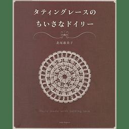 Libro de Frivolité - Doily Made With Tatting Lace