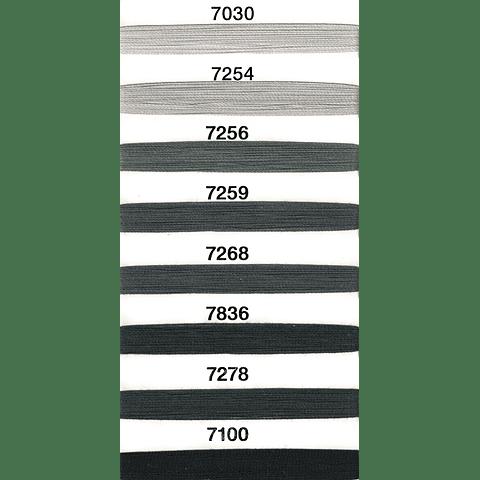 100 metros - Grises y Blancos