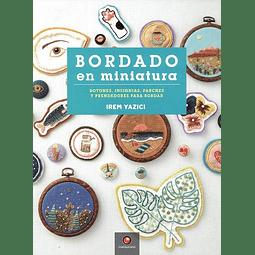 Libro de Bordado - Bordado en Miniatura