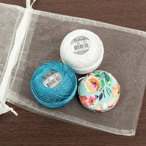 LIQUIDACION - Mini Set de regalo Hello Lizbeth Metálicos Nº 20