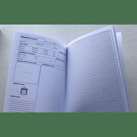 Cuaderno de Tejido