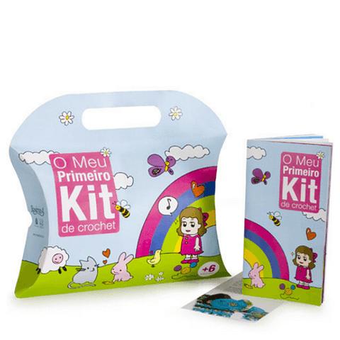 Kit de Crochet para Niños