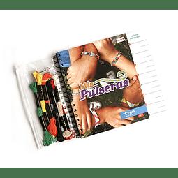 Kit de Macramé para Niños Mis Pulseras