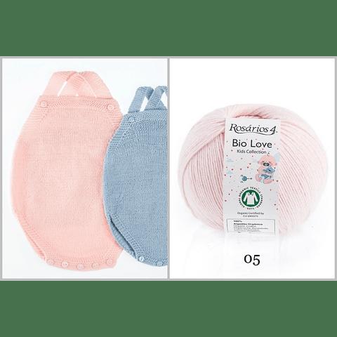 Kit de Tejido para Bebé - Bio Love