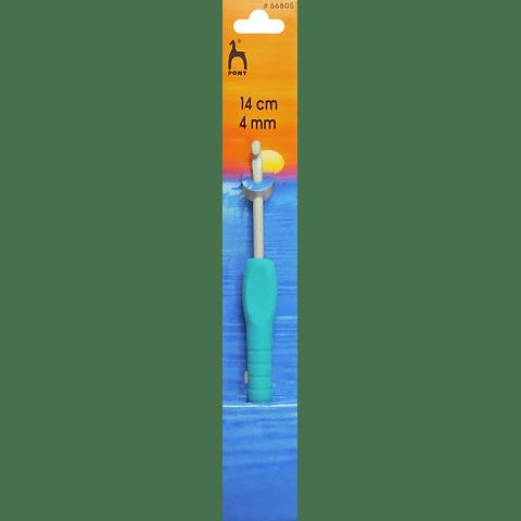 Crochet Pony con Mango de Silicona