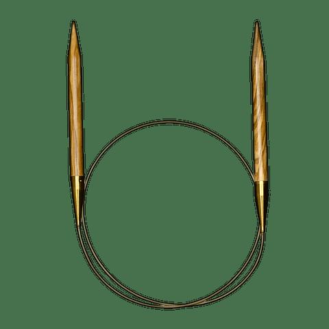 Palillos Circulares Addi Olive