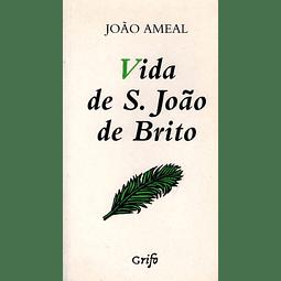 VIDA DE S. JOÃO DE BRITO