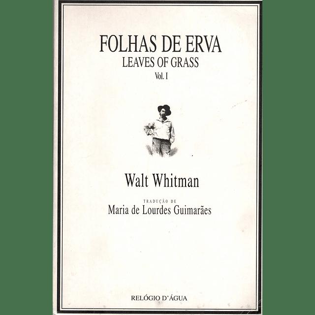 FOLHAS DE ERVA