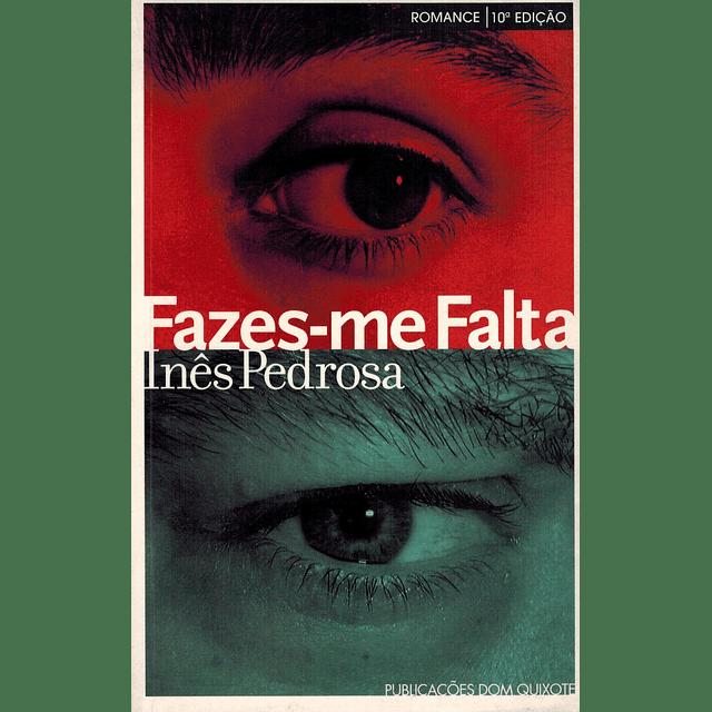 FAZES-ME FALTA