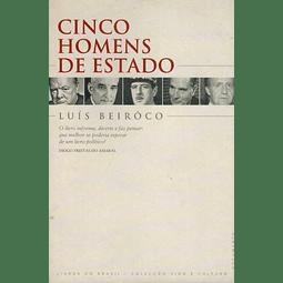 CINCO HOMENS DE ESTADO