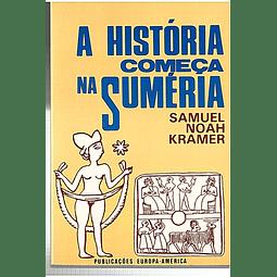 A HISTÓRIA COMEÇA NA SUMÉRIA