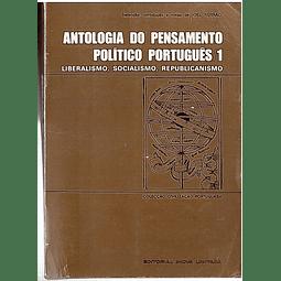 ANTOLOGIA DO PENSAMENTO POLÍTICO PORTUGUÊS 1