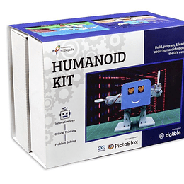 KIT HUMANOIDE COMPLEMENTARIO