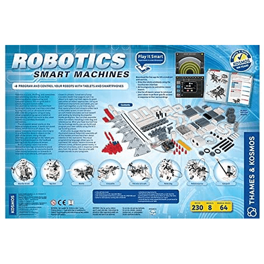 KIT DE ROBÓTICA - ROBOTIC SMART MACHINE