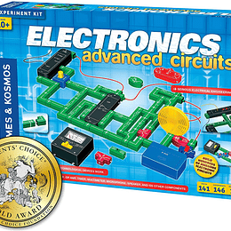 KIT DE ROBÓTICA - ELECTRONIC ADVANCED CIRCUITS