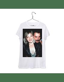 Freddie Mercury y Mary Austin #2