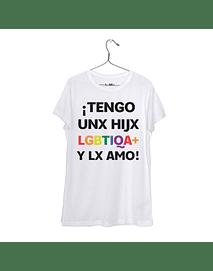 ¡Tengo unx hijx LGBTIQA+ y lx amo! #1