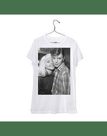 Debbie Harry y David Bowie #1