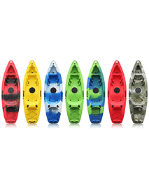 KAYAK SINGLE DIFERENTES COLORES DEEP BLUE (ENTREGA ENERO 2021)