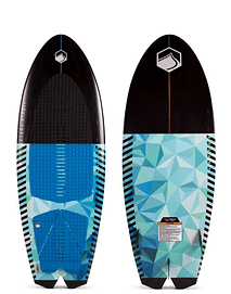 LIQUID FORCE WAKESURF ROCKET 4'8