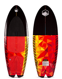LIQUID FORCE WAKESURF ROCKET 5'0