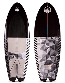LIQUID FORCE WAKESURF ROCKET 5'3