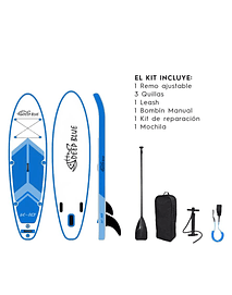 KIT SUP Inflable Surfren K-10
