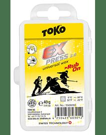 CERA TOKO EXPRESS RUB ON 40 GRS (ENTREGA MAYO 2021)