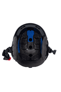 CASCO SHRED SLAM-CAP NOSHOCK 2.0 GREY ( ENTREGA MAYO 2021 )