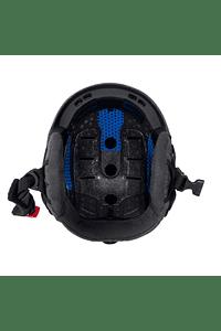 CASCO SHRED SLAM-CAP NOSHOCK 2.0 GREY ( ENTREGA JUNIO 2021 )