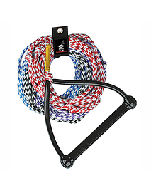 4 Section Water Ski Rope AHSR-4  (STOCK 3 UNIDADES)