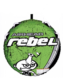 AIRHEAD Rebel Tube Kit  (Cuerda de arrastre, inflador)