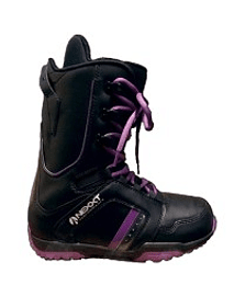 Nexxt Performance Bota Snowboard Baqueira grape