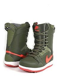 Nike Bota Snowboard Mujer Vapen  (code362)