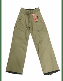 Nexxt Performance Pantalón Hombre Emerald Cotelé