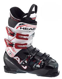 Head Bota Ski Hombre Next Edge 80 HT Black/White/Red