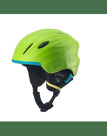 Elan Casco Niño Team Green