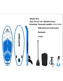 SUP Inflable Surfren K-10