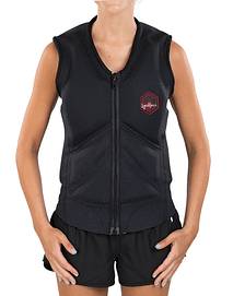LIQUID FORCE CHALECO IMPACTO Z-CARDIGAN COMP MUJER