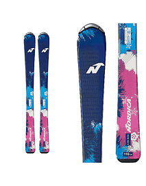 NORDICA SKI LITTLE BELLE NIÑA