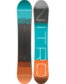 Nitro Tabla Snowboard Hombre Team Wide Rental