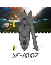 UUUULTIMAS UNIDADES KAYAK SEAFLO Fishing SF-1007 (ENTREGA NOVIEMBRE 2019)