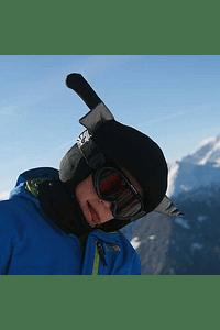 Cubre casco Coolcasc Cuchillo