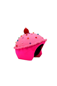 Cubre casco Coolcasc Cup Cake Led