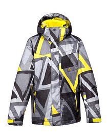 PARKA QUIKSILVER MISSION YLW